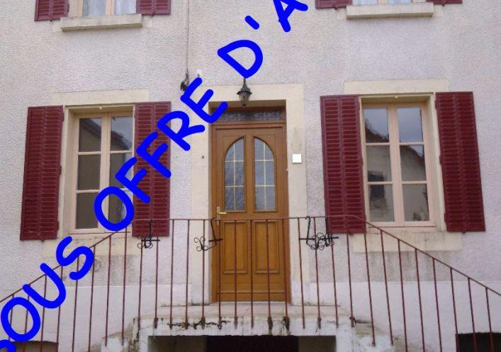 A vendre Maison en pierre Aisy Sur Armancon | Réf 7500894989 - Naos immobilier