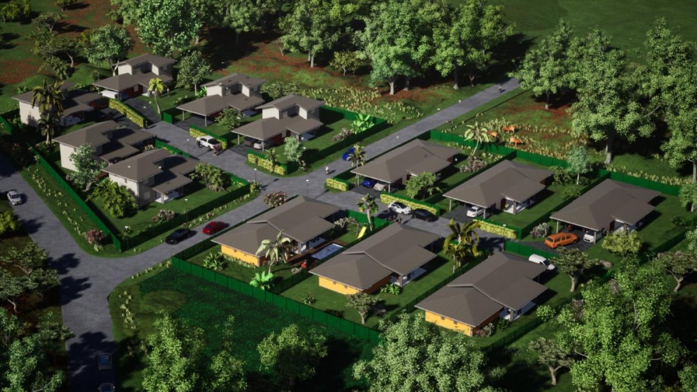 A vendre  Macouria   Réf 7500895622 - Naos immobilier