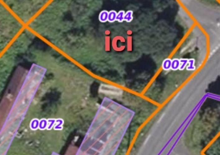 A vendre Terrain non constructible Leguillac De L'auche   Réf 7500896896 - Naos immobilier