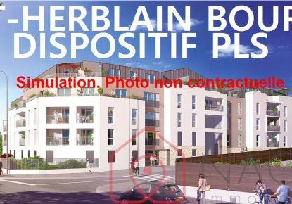 A vendre Appartement défiscalisable Saint Herblain | Réf 7500897247 - Adaptimmobilier.com