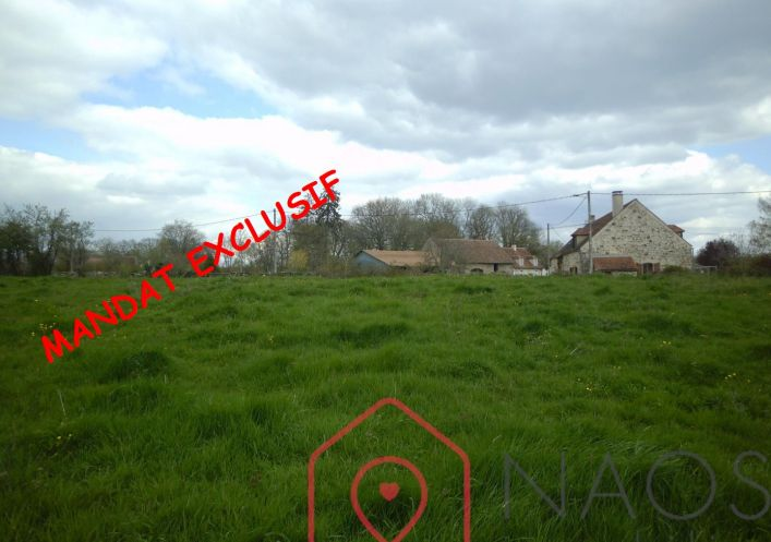 A vendre Terrain constructible Montigny Sur Armancon   Réf 7500897774 - Naos immobilier