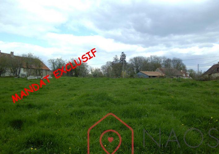 A vendre Terrain constructible Semur En Auxois   Réf 7500897775 - Naos immobilier