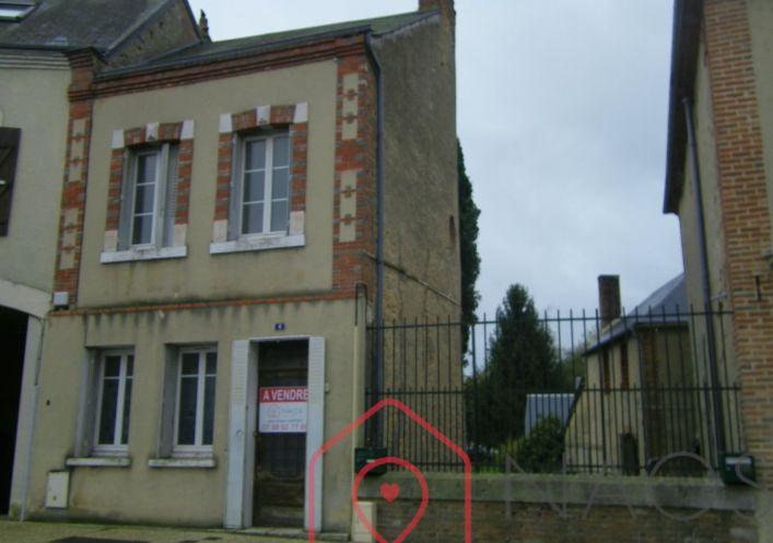 A vendre Maison de ville Aubigny Sur Nere | Réf 7500898241 - Naos immobilier