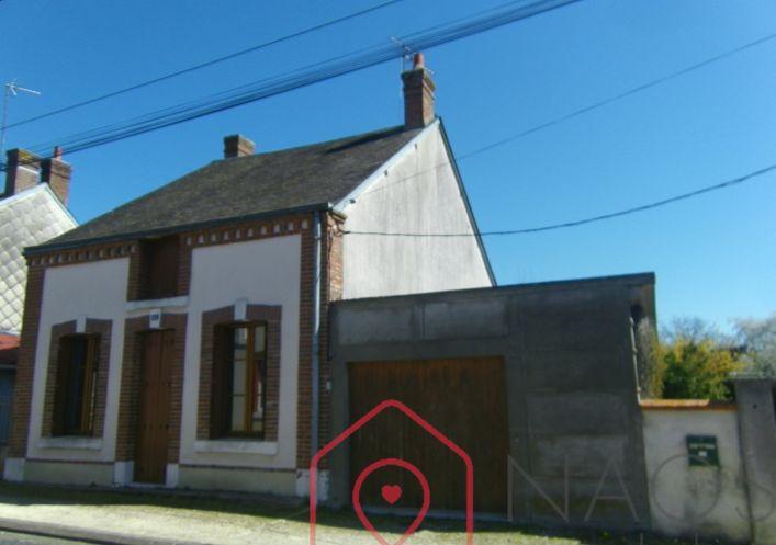A vendre Maison Aubigny Sur Nere | Réf 7500898498 - Naos immobilier