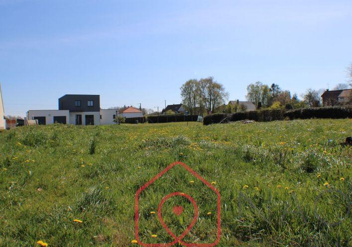 A vendre Terrain constructible Le Mesnil Reaume   Réf 7500898515 - Naos immobilier