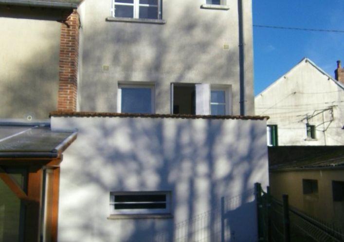 A vendre Maison de village La Chapelle D'angillon   Réf 7500898597 - Naos immobilier