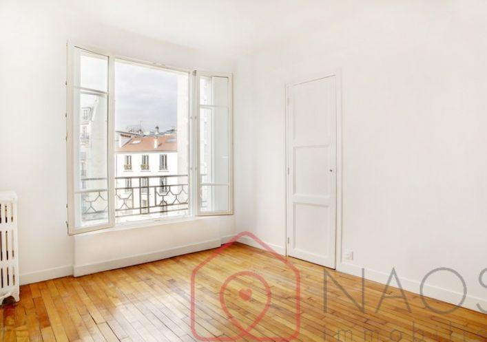 A vendre Appartement ancien Paris 15eme Arrondissement | Réf 7500899819 - Naos immobilier