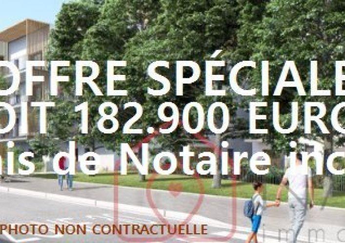 A vendre Appartement défiscalisable Nantes   Réf 7500899926 - Naos immobilier