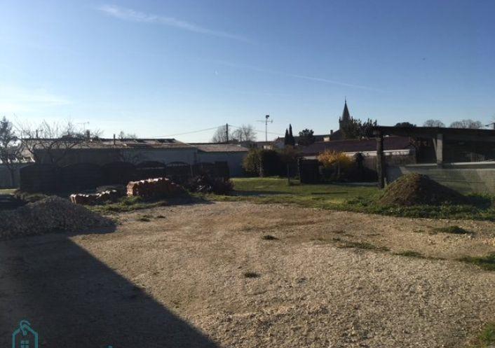 A vendre Terrain constructible Pont L'abbe D'arnoult | R�f 75011100262 - Sextant france