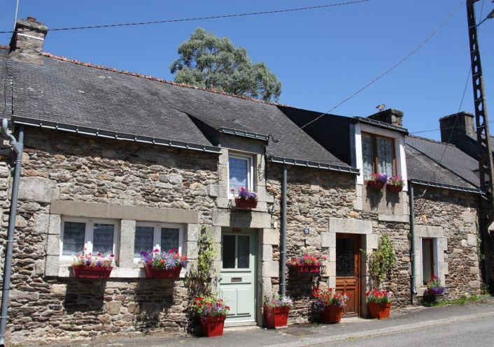 A vendre Maison en pierre Plumeliau | R�f 75011101032 - Sextant france
