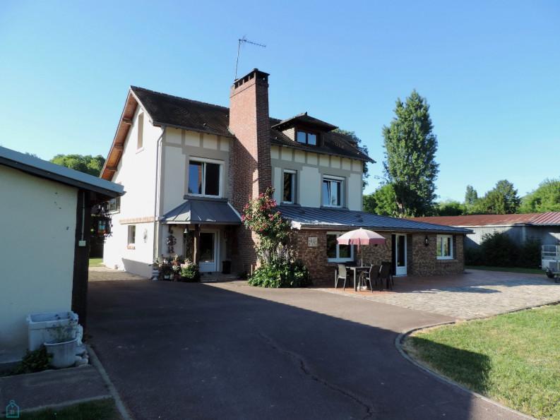 A vendre Bennecourt 75011101550 Adaptimmobilier.com