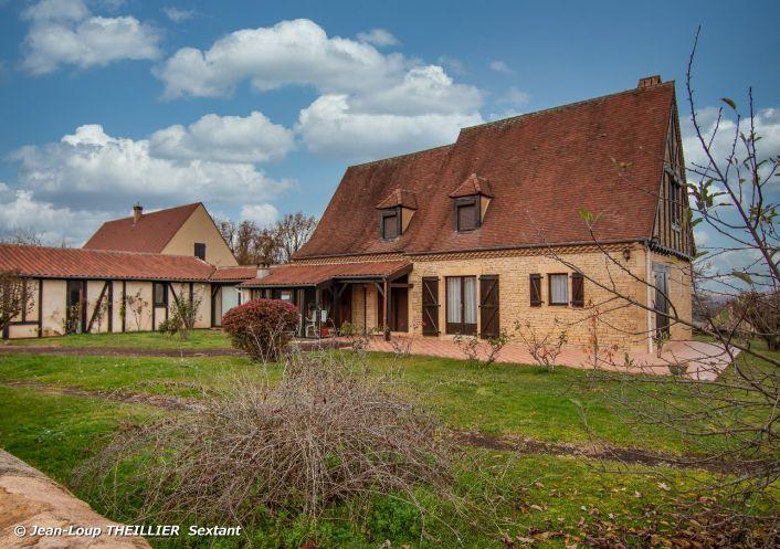 A vendre Maison Salignac Eyvigues | Réf 75011105739 - Sextant france