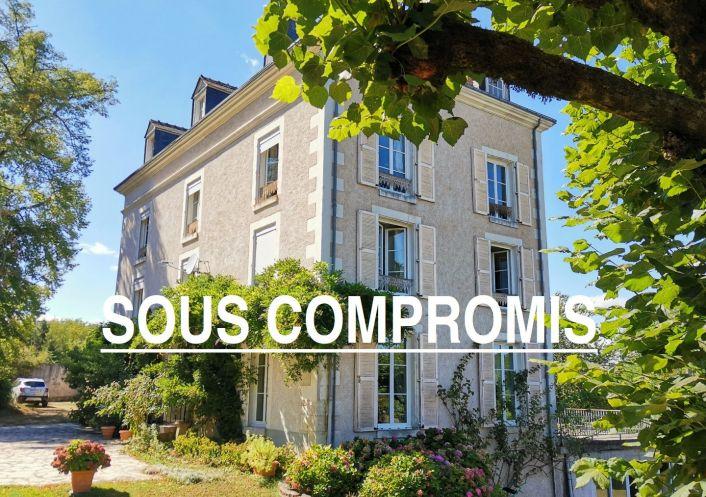 A vendre Maison de ma�tre Amboise | R�f 75011105784 - Sextant france