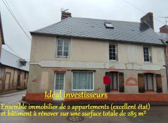 A vendre Maison de ville Orbec | Réf 75011106488 - Portail immo