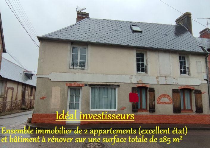 A vendre Maison de ville Orbec | Réf 75011106488 - Sextant france