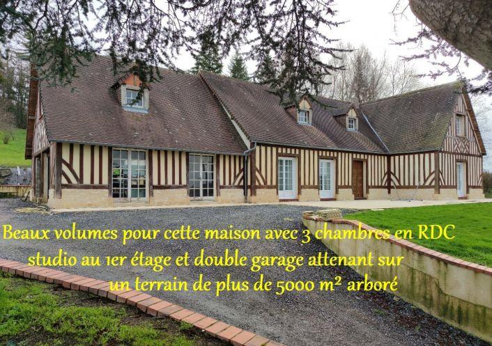 A vendre Maison de caractère Lisieux | Réf 75011106651 - Sextant france