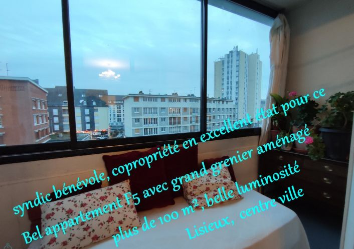A vendre Appartement Lisieux | R�f 75011108001 - Sextant france