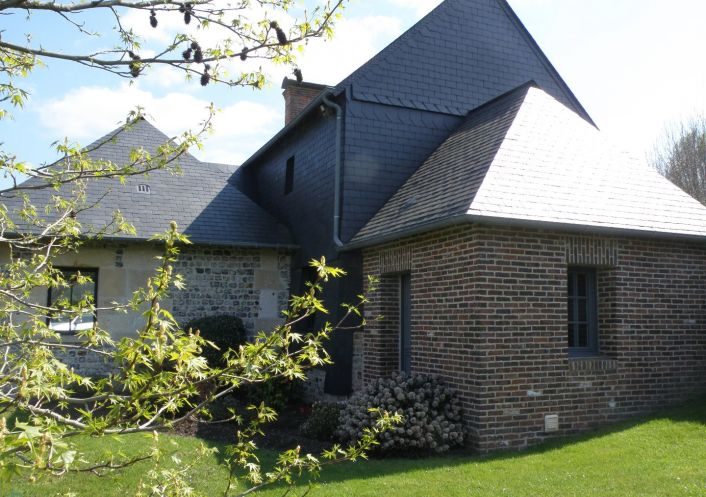 A vendre Maison normande Honfleur | Réf 75011108298 - Sextant france