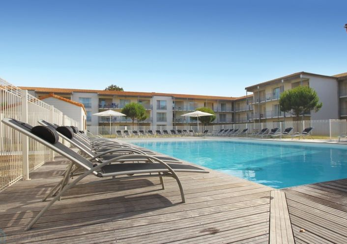 A vendre R�sidence tourisme La Rochelle | R�f 75011108829 - Sextant france