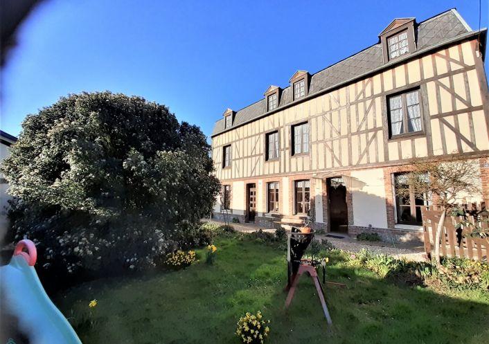 A vendre Maison normande Pont Audemer | Réf 75011108856 - Sextant france