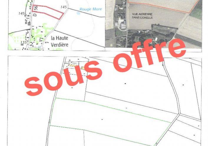 A vendre Terrain constructible La Neuville Du Bosc | Réf 75011108982 - Sextant france