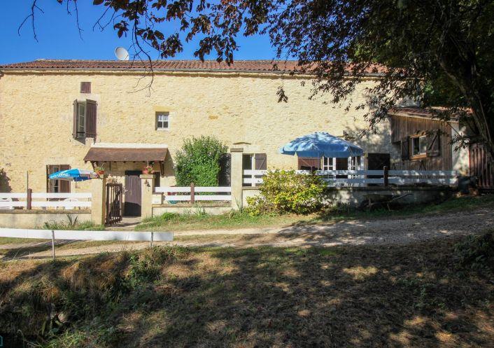 A vendre Maison de campagne Saint Cernin De L'herm | Réf 75011108990 - Sextant france