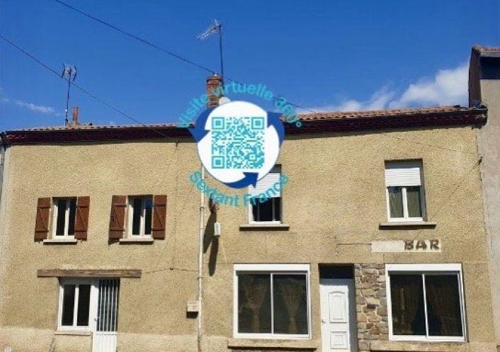 A vendre Maison de village Frugeres Les Mines | Réf 75011109026 - Sextant france