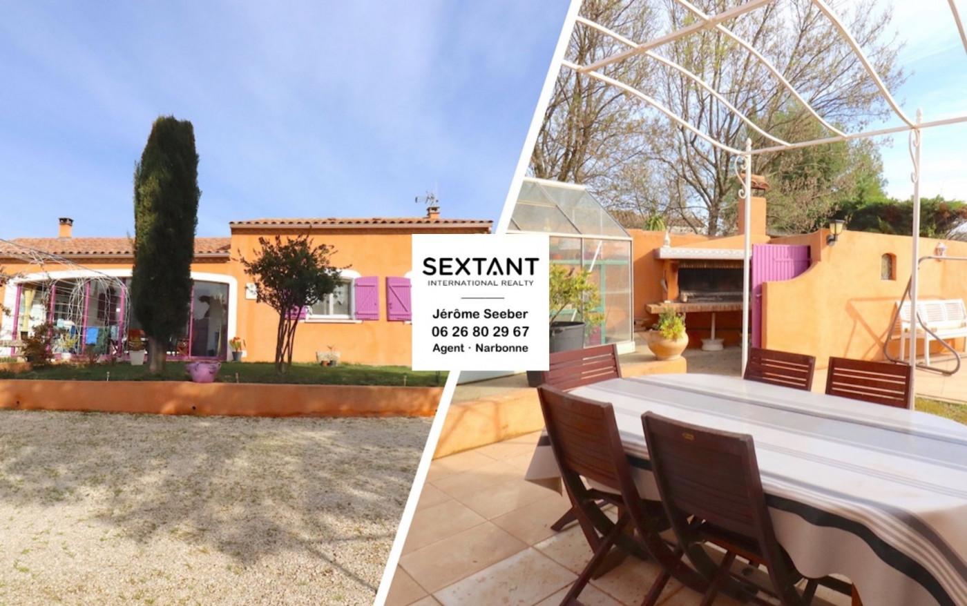 A vendre  Siran | Réf 75011109036 - Sextant france