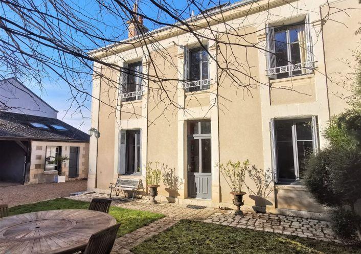 A vendre Maison bourgeoise Amboise | Réf 75011109056 - Sextant france