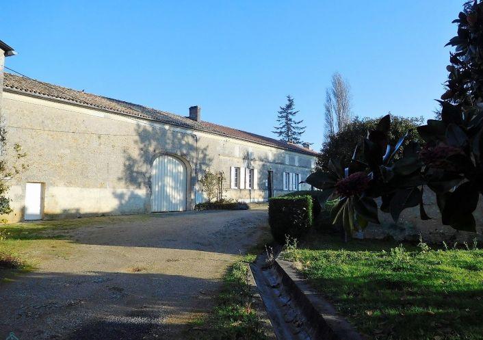 A vendre Propriété Mirambeau | Réf 75011109197 - Sextant france