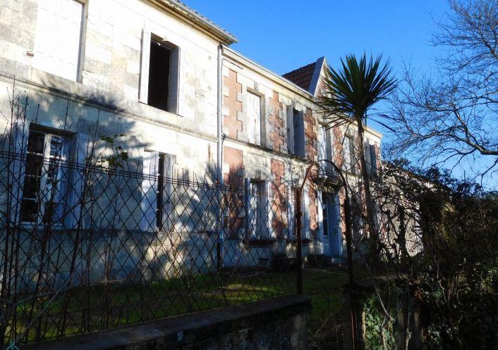 A vendre Propriété Mirambeau | Réf 75011109201 - Sextant france