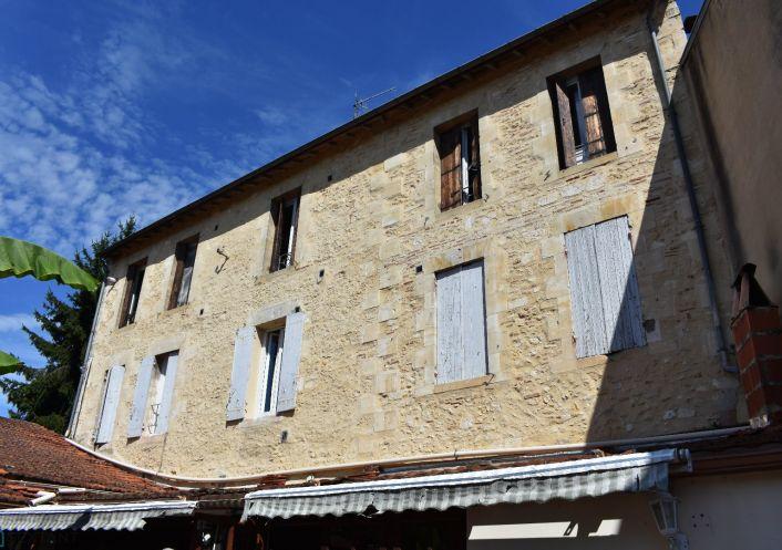 A vendre Immeuble de rapport Bergerac | R�f 75011109372 - Sextant france