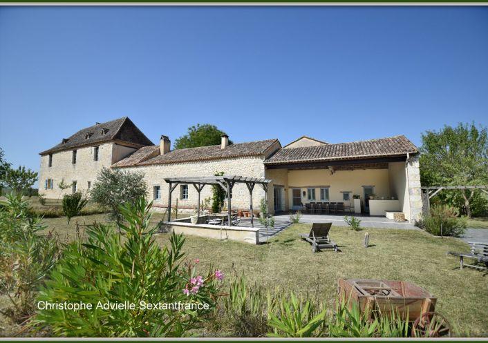 A vendre Domaine Bergerac | R�f 75011110025 - Sextant france