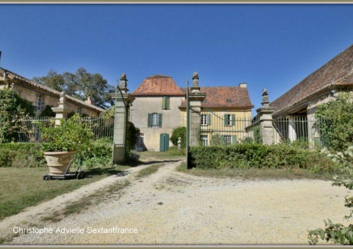 A vendre Ch�teau Bergerac | R�f 75011110027 - Sextant france