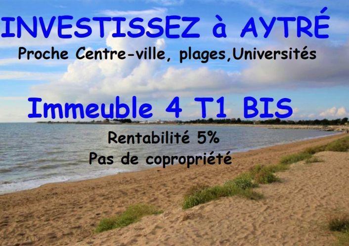 A vendre Immeuble de rapport La Rochelle | R�f 75011110042 - Sextant france