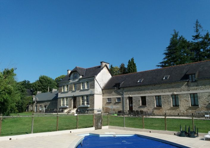 A vendre Maison en pierre Plumeliau | R�f 75011110124 - Sextant france