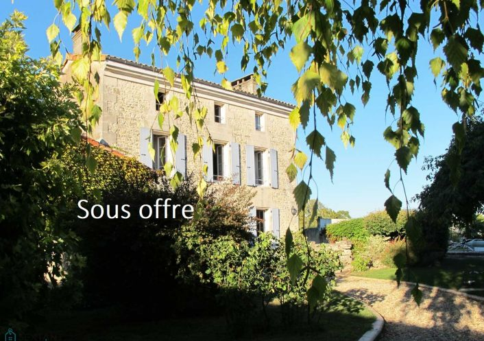 A vendre Maison de caract�re Angouleme | R�f 75011110585 - Sextant france
