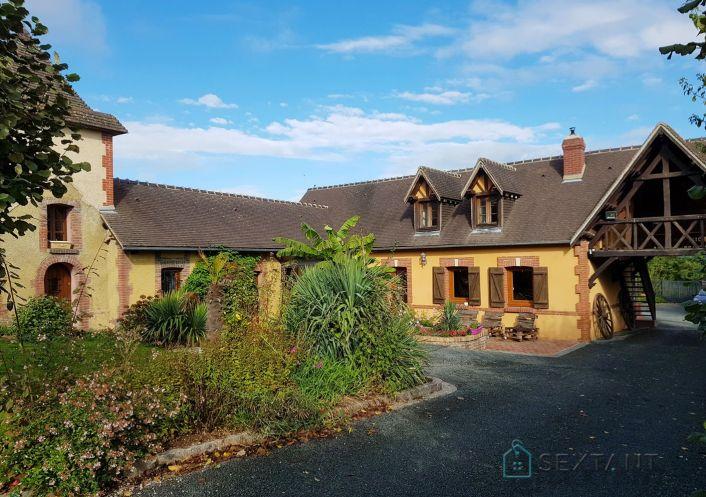 A vendre Maison Fontaine Bellenger | Réf 75011110713 - Sextant france