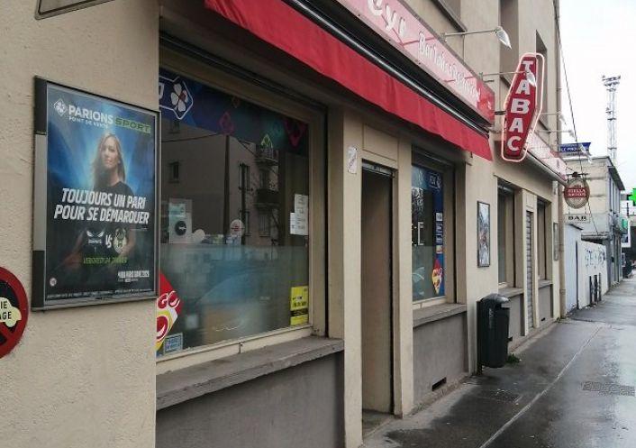 A vendre Caf�   tabac Lyon 9eme Arrondissement   R�f 75011110789 - Sextant france