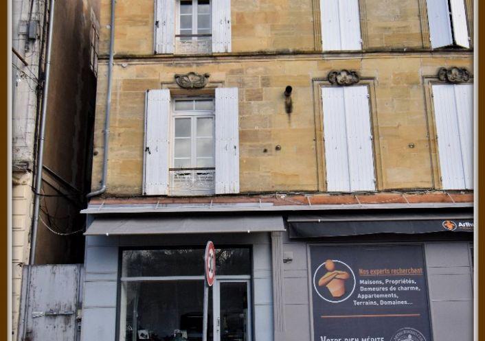 A vendre Immeuble de rapport Bergerac | R�f 75011110820 - Sextant france