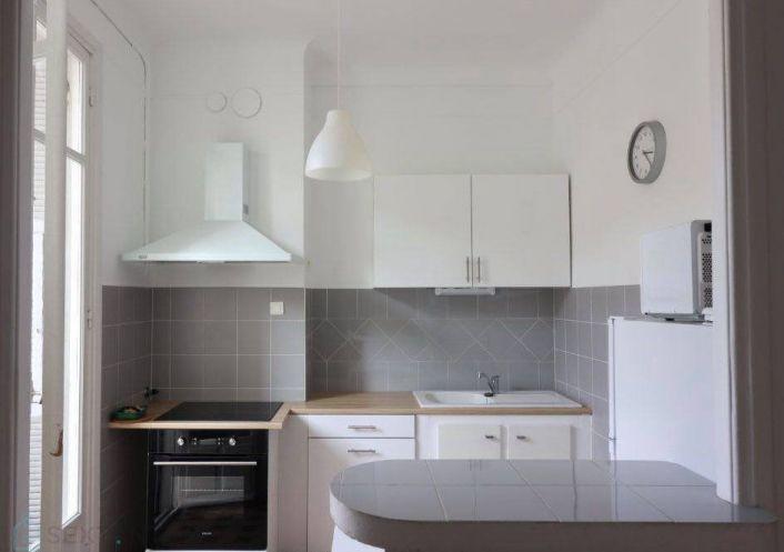 A vendre Studio Nice | R�f 75011110939 - Sextant france