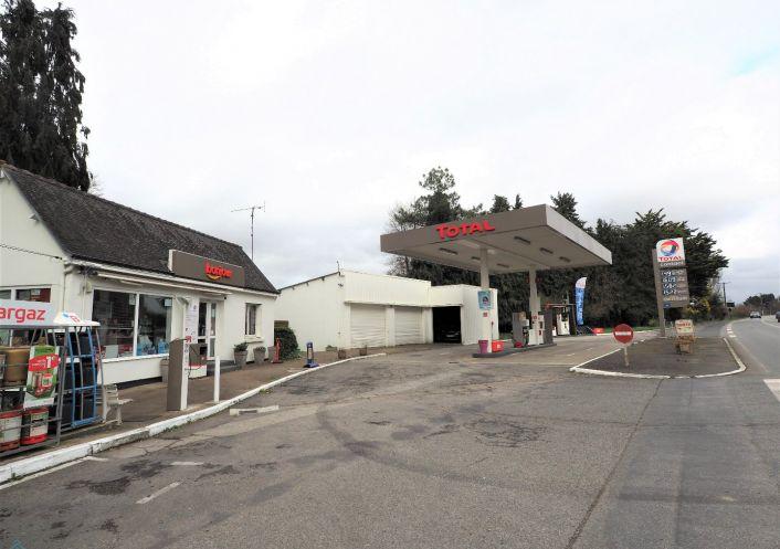 A vendre Station service Pontivy | R�f 75011111023 - Sextant france