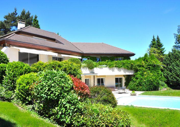 A vendre Villa d'architecte Divonne Les Bains | R�f 75011111149 - Sextant france