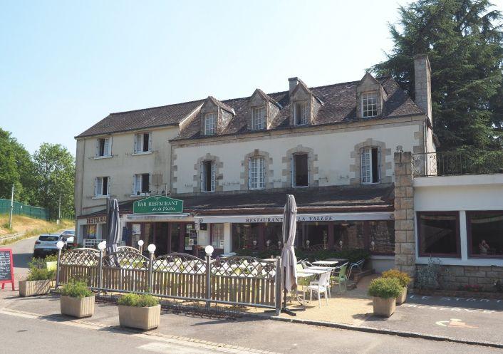 A vendre H�tel   restaurant Plumeliau | R�f 75011111164 - Sextant france