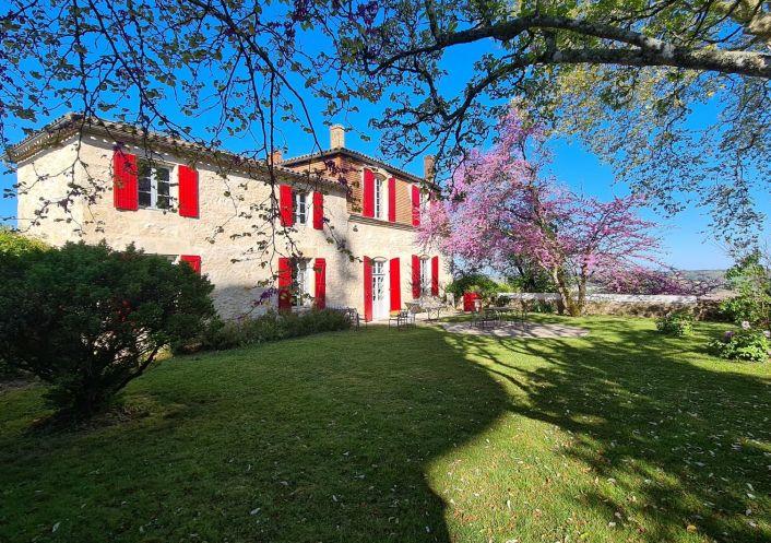 A vendre Manoir Casteljaloux | R�f 75011111176 - Sextant france
