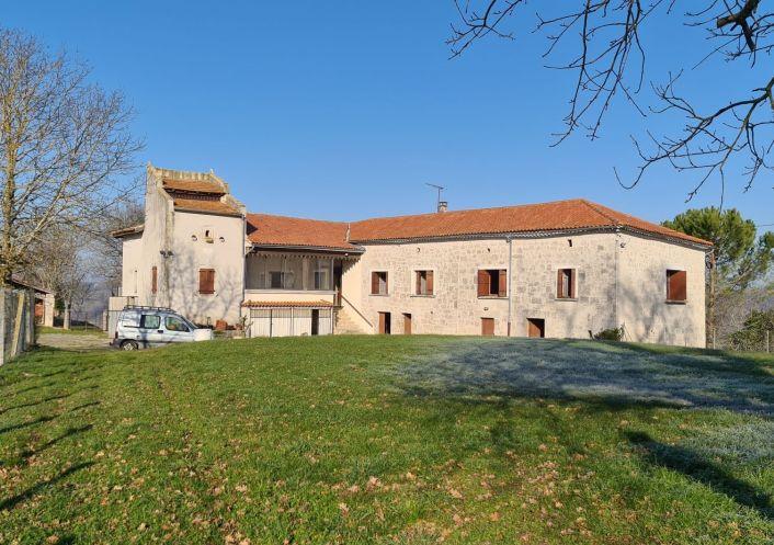 A vendre Corps de ferme Montjoi | R�f 75011111315 - Sextant france