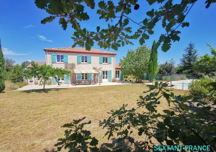 A vendre Maison individuelle Belveze Du Razes | R�f 75011111321 - Sextant france