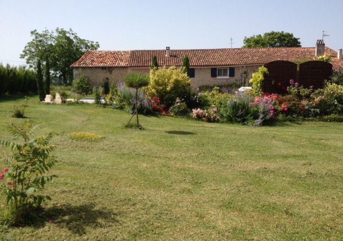A vendre Maison en pierre Riberac | R�f 75011111335 - Sextant france