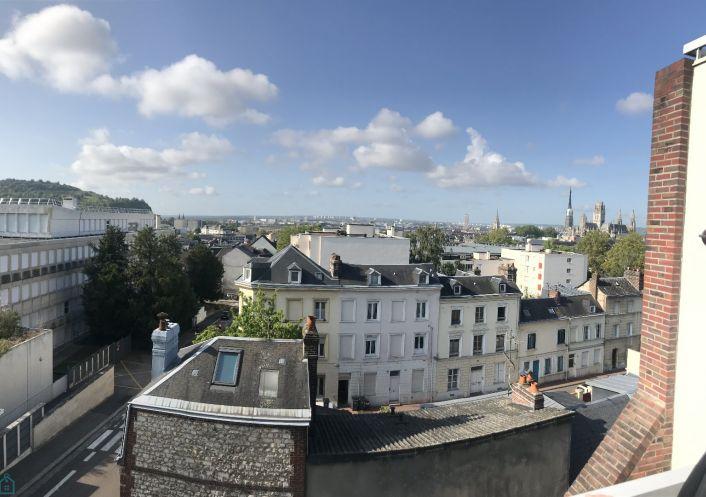 A vendre Appartement en r�sidence Rouen | R�f 75011111374 - Sextant france