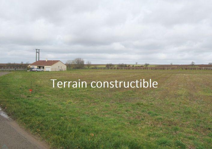 A vendre Terrain constructible Saint Simon | Réf 75011111507 - Sextant france